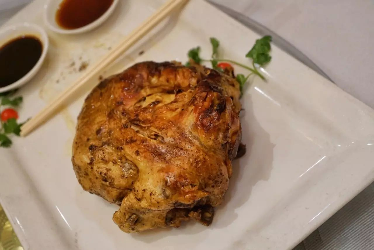 有只鸡,在杭州没吃到好的,在北京吃到了