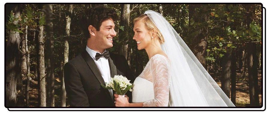 超模小KK结婚了!老公居然是川普的亲戚?!