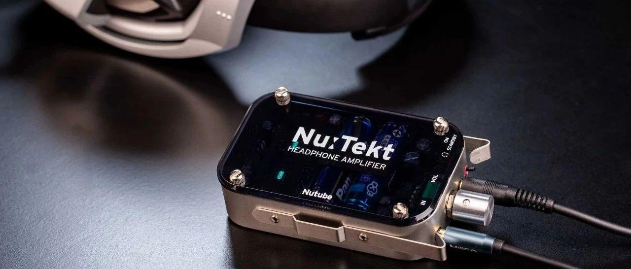KORG Nu:Tekt HA-S - DIY的Nutube电子管便携耳放