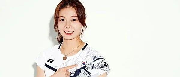 这位韩国美女小姐姐性格外向脾气暴,有望冲击奥运女双金牌!