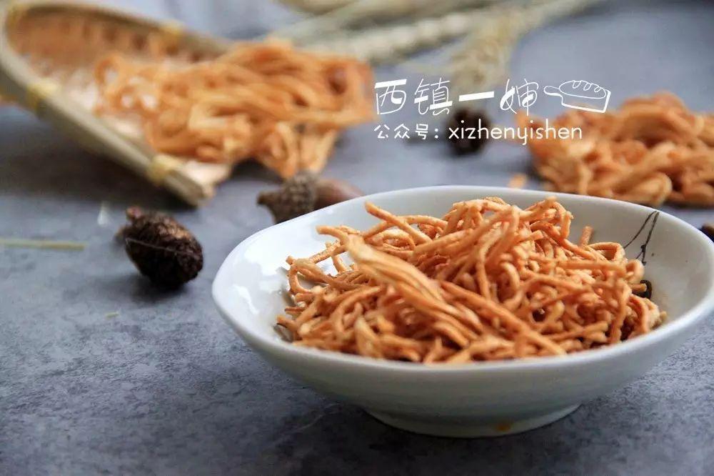 【厨师机压面+面条配件的测试】虾味小脆条和干脆面的制作