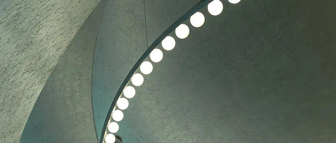 首发 | 万社设计  /   上海 ATLATL 餐厅,未来主义空间设计实验【环球设计2399期】