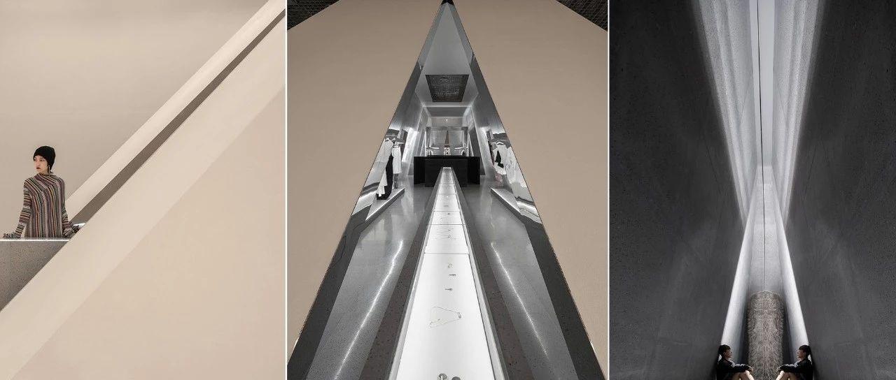 首发 先锋格调品牌店,超强的建筑细部表现!【环球设计1944期】
