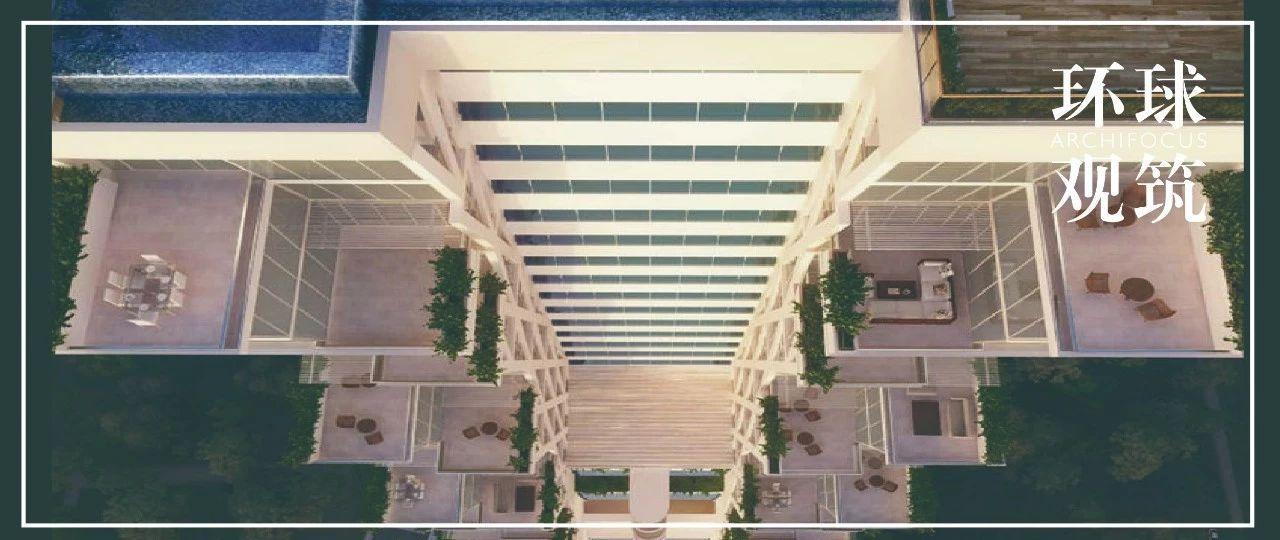 斯里兰卡第一豪宅建成,大师萨夫迪又一创新设计