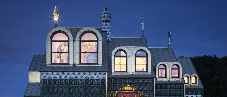 那些建筑大师设计的小旅馆