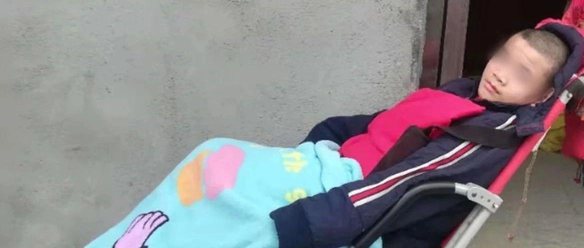 父亲被隔离6天后,17岁脑瘫少年的死亡
