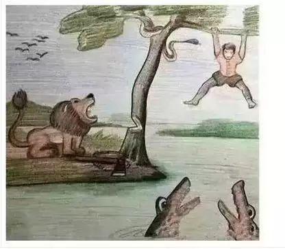 只有聪明人才看得懂、看得痛的四张图!