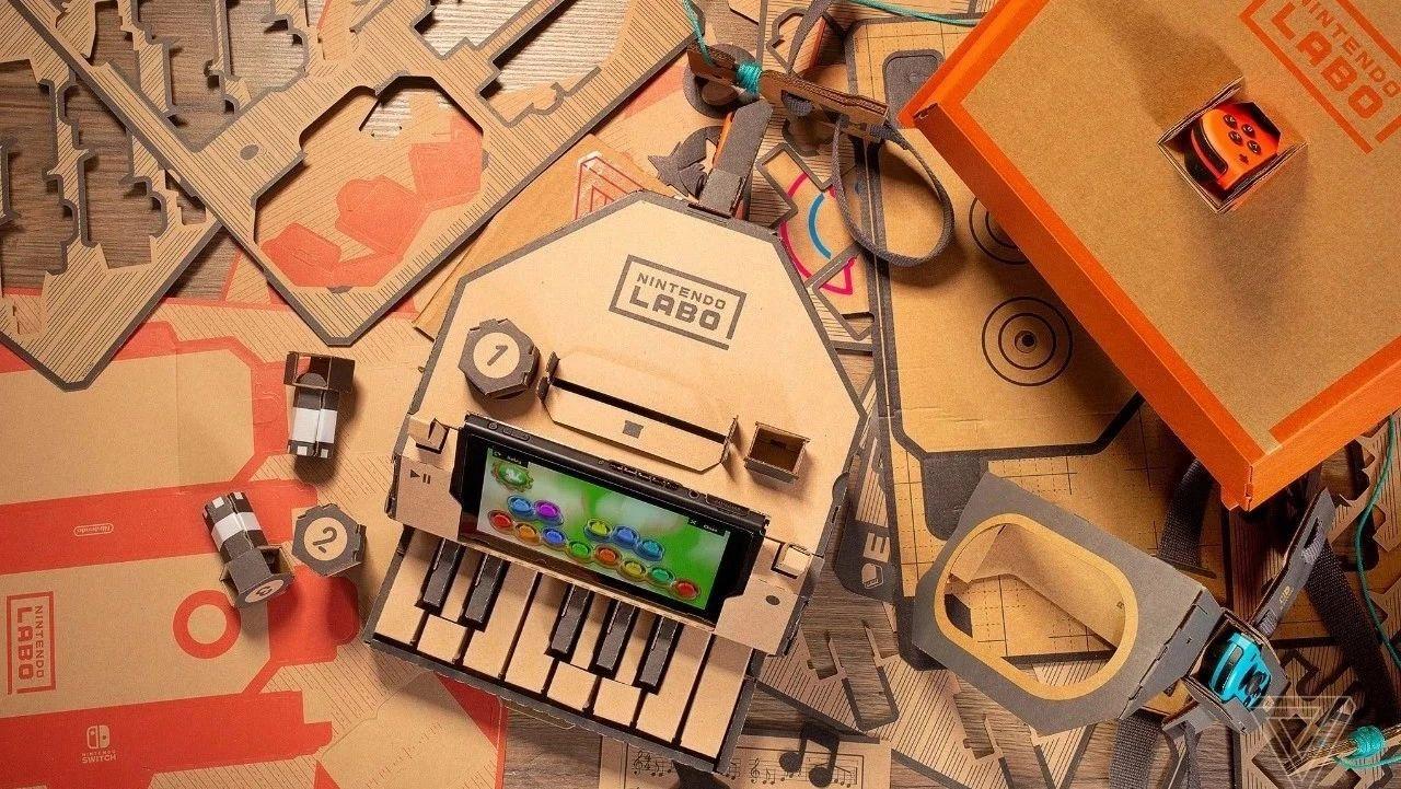 任天堂 Switch 超强新玩法揭秘:原型居然是一台「挖鼻孔机」?| 大咖说
