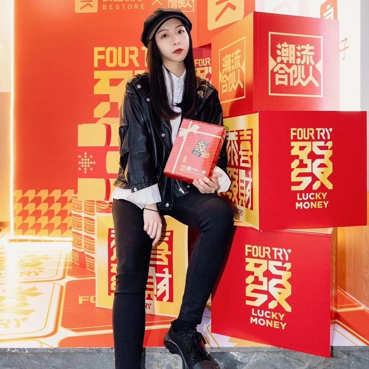吴亦凡潮流同款登陆广州,这家店好拍好玩还好吃!