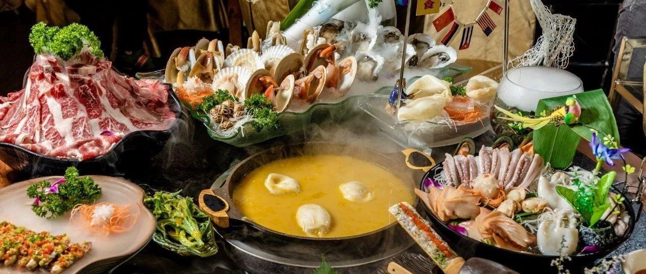 藏在桥边的街坊火锅店,竟用花胶鱼翅熬汤底!正到坐车1h都要扑去吃!