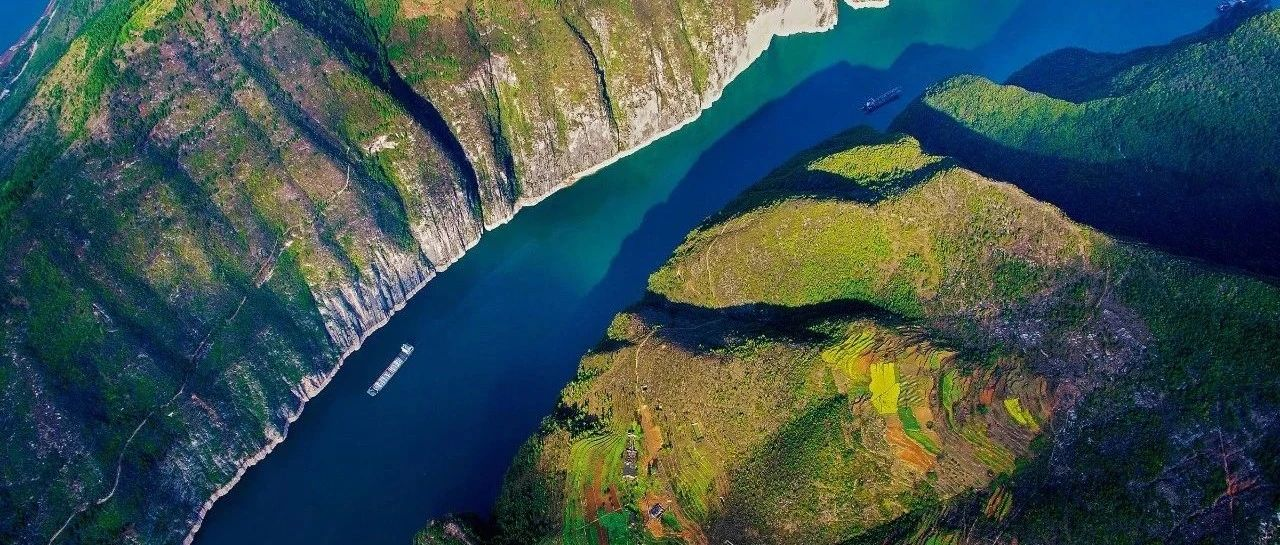 长江:中国第一大河,哪哪都美!
