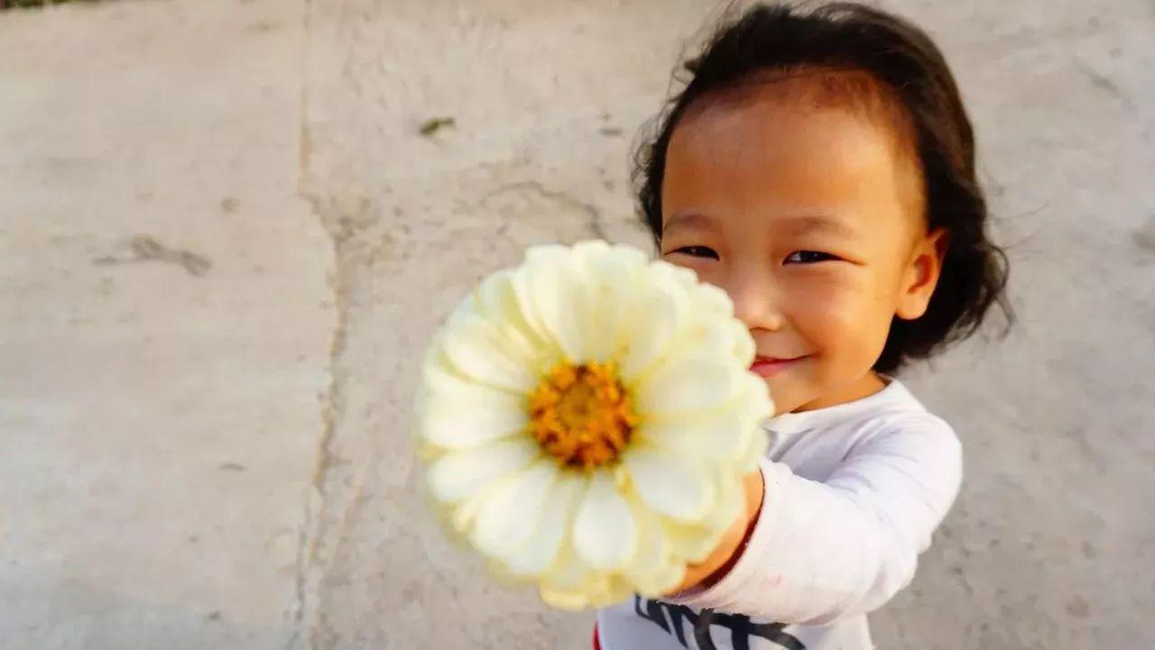 笑容|改变世界的力量