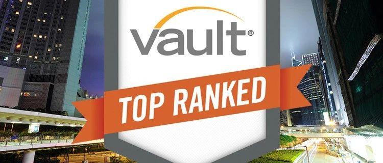 2021年度Vault咨詢公司排名新鮮出爐,MBB格局依然堅挺