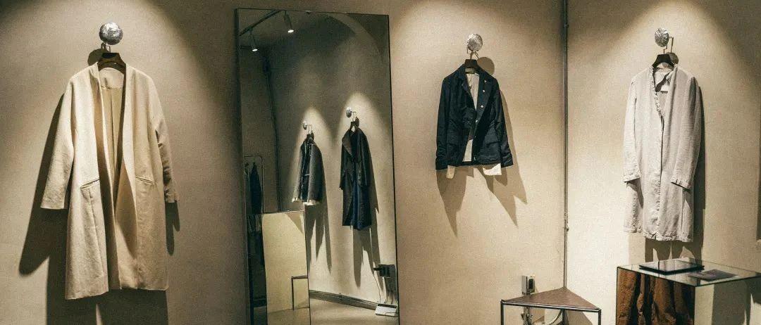 今天逛了广州 3 家时装买手店,余额瞬间少了一半