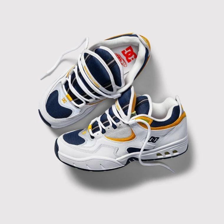 在BEAMSSSZ喜欢的滑板鞋品牌里,除了Vans还有它丨《每周冷门球鞋大赏》