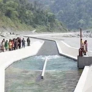 尼泊尔断水,不丹也断水,要联手渴死印度人?