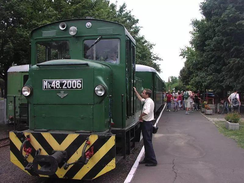 匈牙利6条可以欣赏自然美景的森林火车线路
