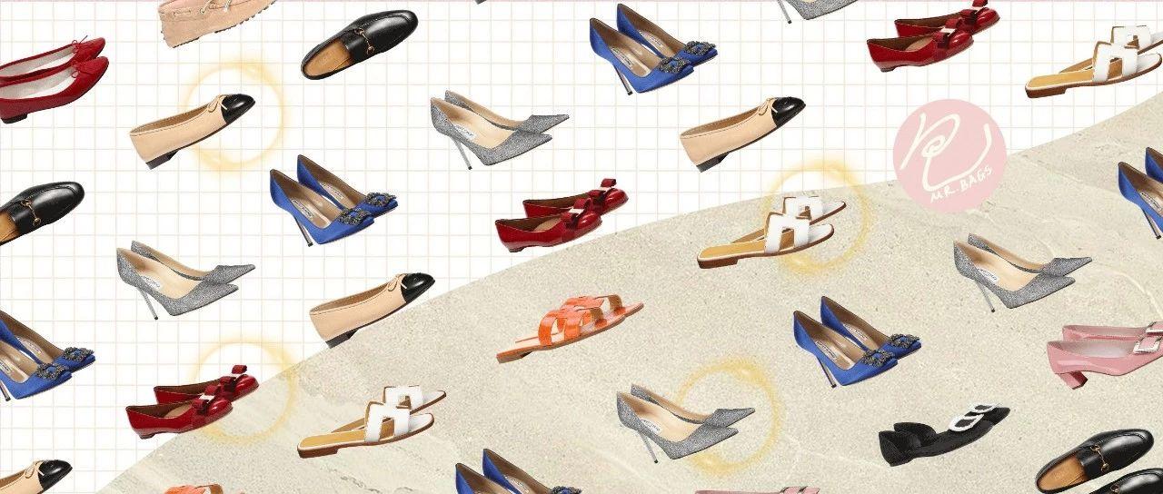 最经典的17款大牌鞋全总结!这些鞋或许可以陪你一辈子!