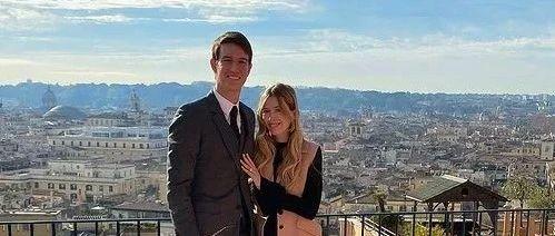 28岁LV二公子订婚!1米9超模身材、只爱搞钱的高富帅,竟然被她拿下了?