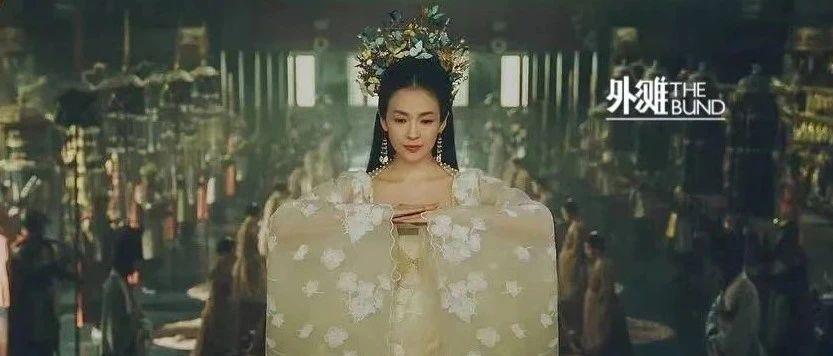 章子怡的演技,《上阳赋》接不住
