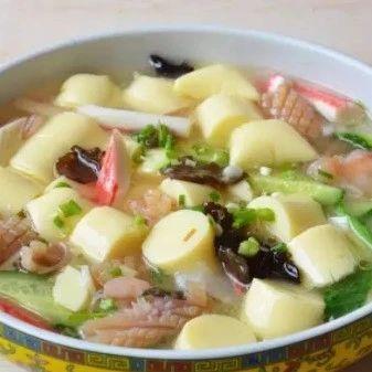 日本豆腐的家常做法_南方美食特搜