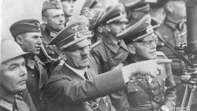 进攻波兰之前最后的准备,希特勒的破釜沉舟