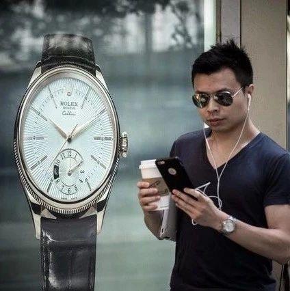 瑞士手表开始接纳中国电商