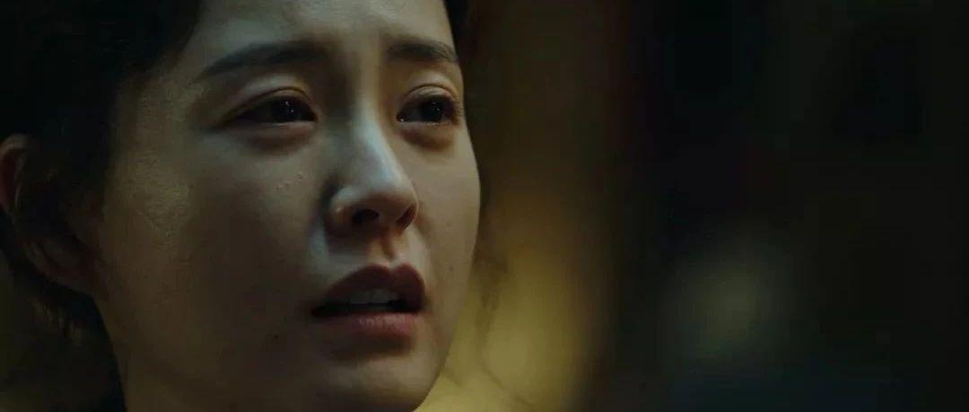 哭完了才发现,她已经是非常幸运的人,然后再哭一遍