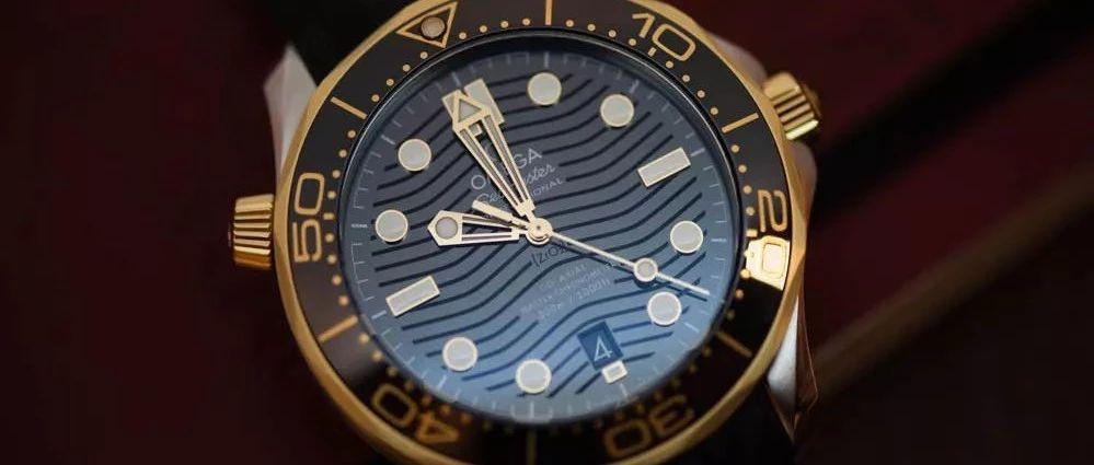 全方位的快乐――欧米茄海马系列300米潜水表测评