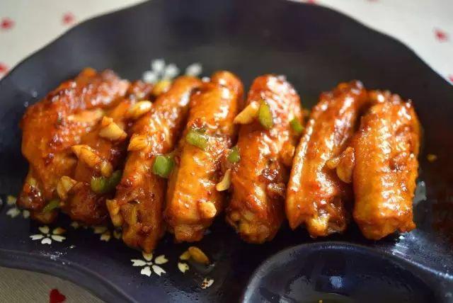 15分钟做一道好吃的鸡翅