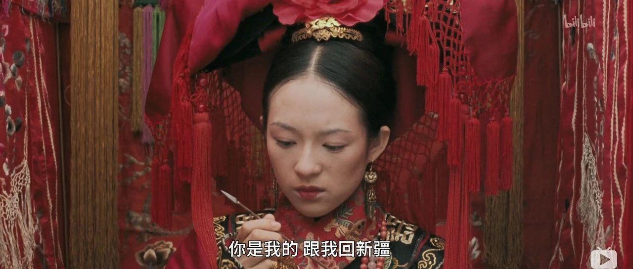 玲珑品评《卧虎藏龙》3:玉娇龙真的爱上李慕白了吗?