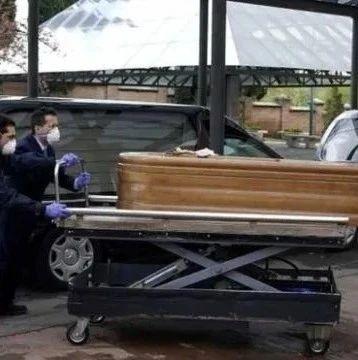 西班牙民众怒了:殡葬费竟趁疫情涨到天价