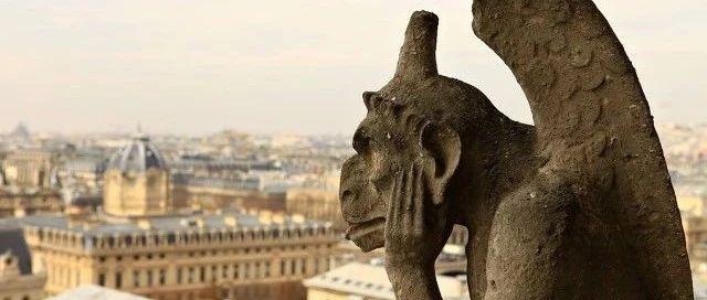 巴黎圣母院现在怎么样了