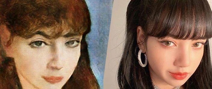 人间芭比LISA也在用的油画头像生成,仙男仙女们还不快来试试吗?