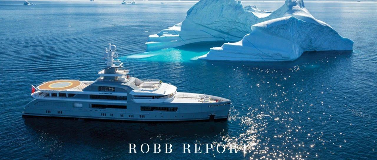 RR · MOTORS | 百年25艘游艇:海洋的转变