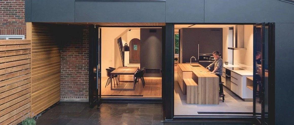 200㎡ 房屋改造,巧用木头打造时尚空间!