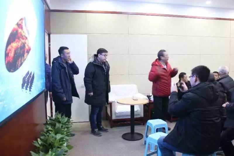 雄县科技局组织的对接北京电影协会、VR电影专业委员会暨考察VR项目活动圆满成功