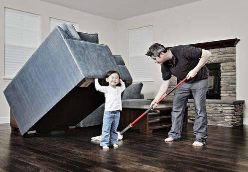 于'丹:请将你的家打'扫干'净!