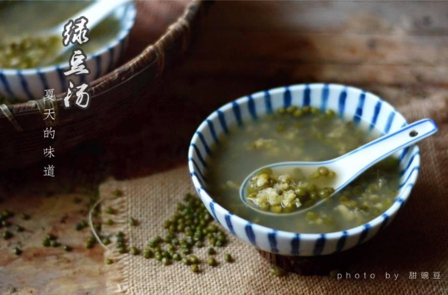 如何煮出完美的绿豆汤?