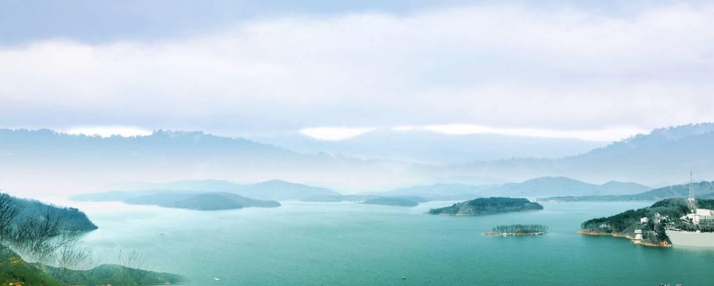 薄山湖风景名胜区