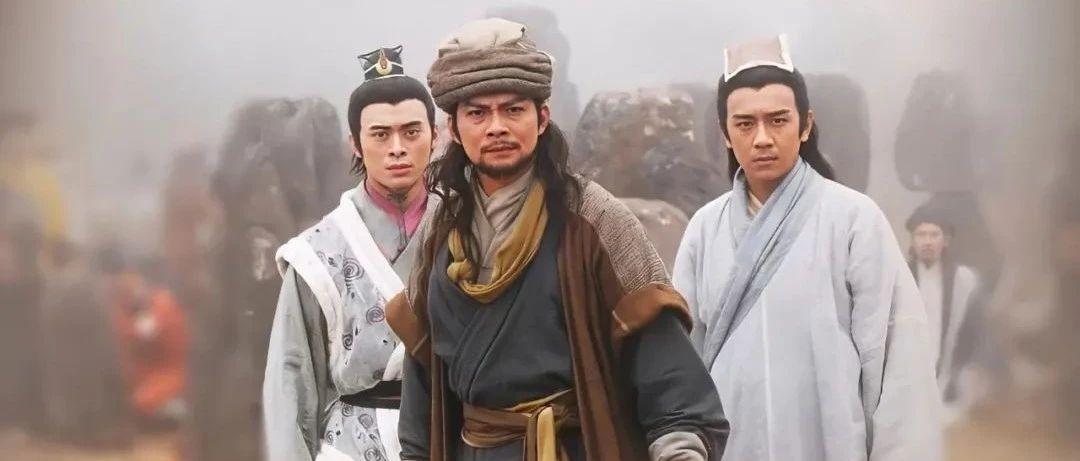 当前的中国,像极了在少林寺被围攻的乔峰