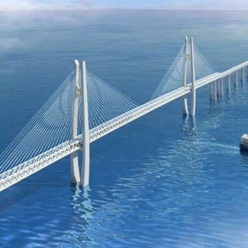 杭州湾高铁跨海大桥海上勘探完成,建成后将成世界最长高铁跨海大桥