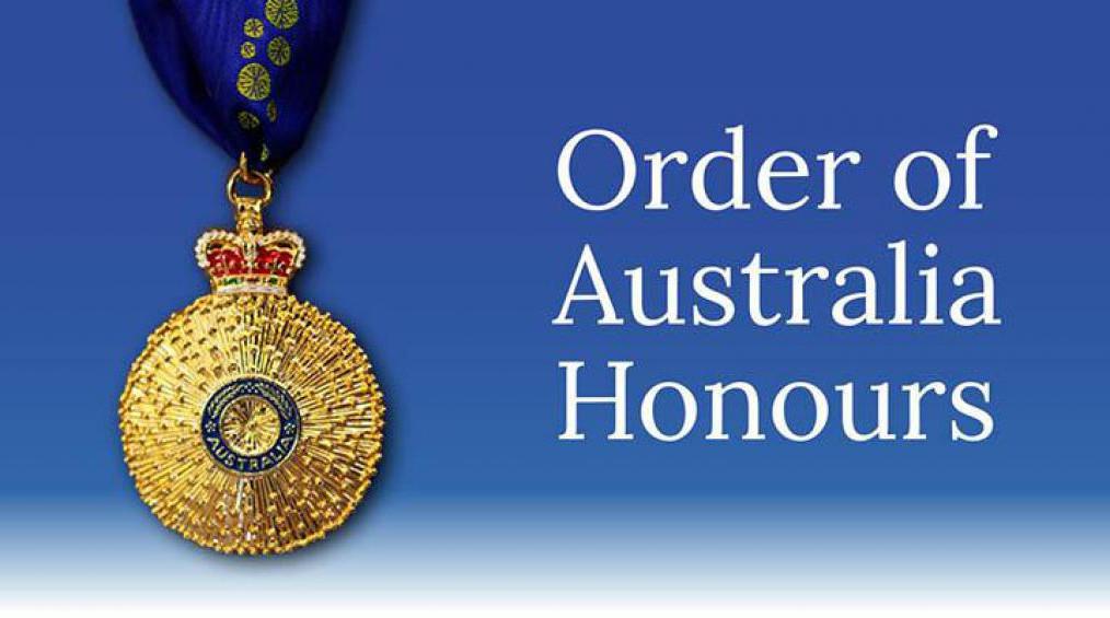 荣誉 乐卓博大学校长获澳大利亚日国家奖AO勋章