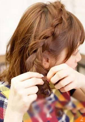 編髮看這裡,幾款髮型讓你散發女神光芒,美到沒朋友!
