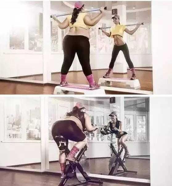 最勵志的健身海報,看過的胖子都瘦了!