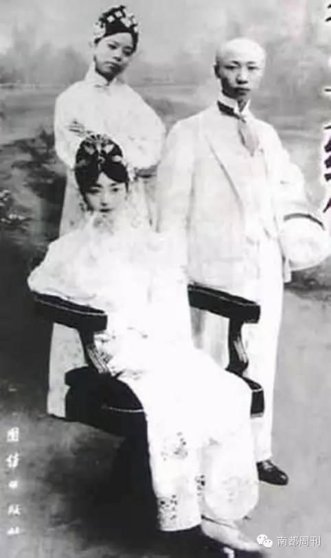 從1922年溥儀大婚,看中國人究竟有多愛看熱鬧?