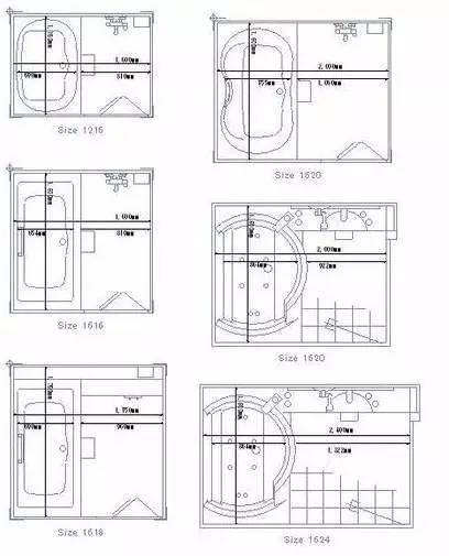 四式分離並不神秘!全面解析日本分段式衛浴 這才是理想衛浴的樣子啊!