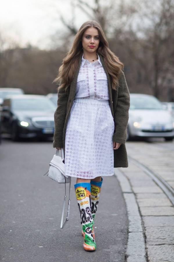 長裙配什麼鞋子好看?學會這些你就無敵了!