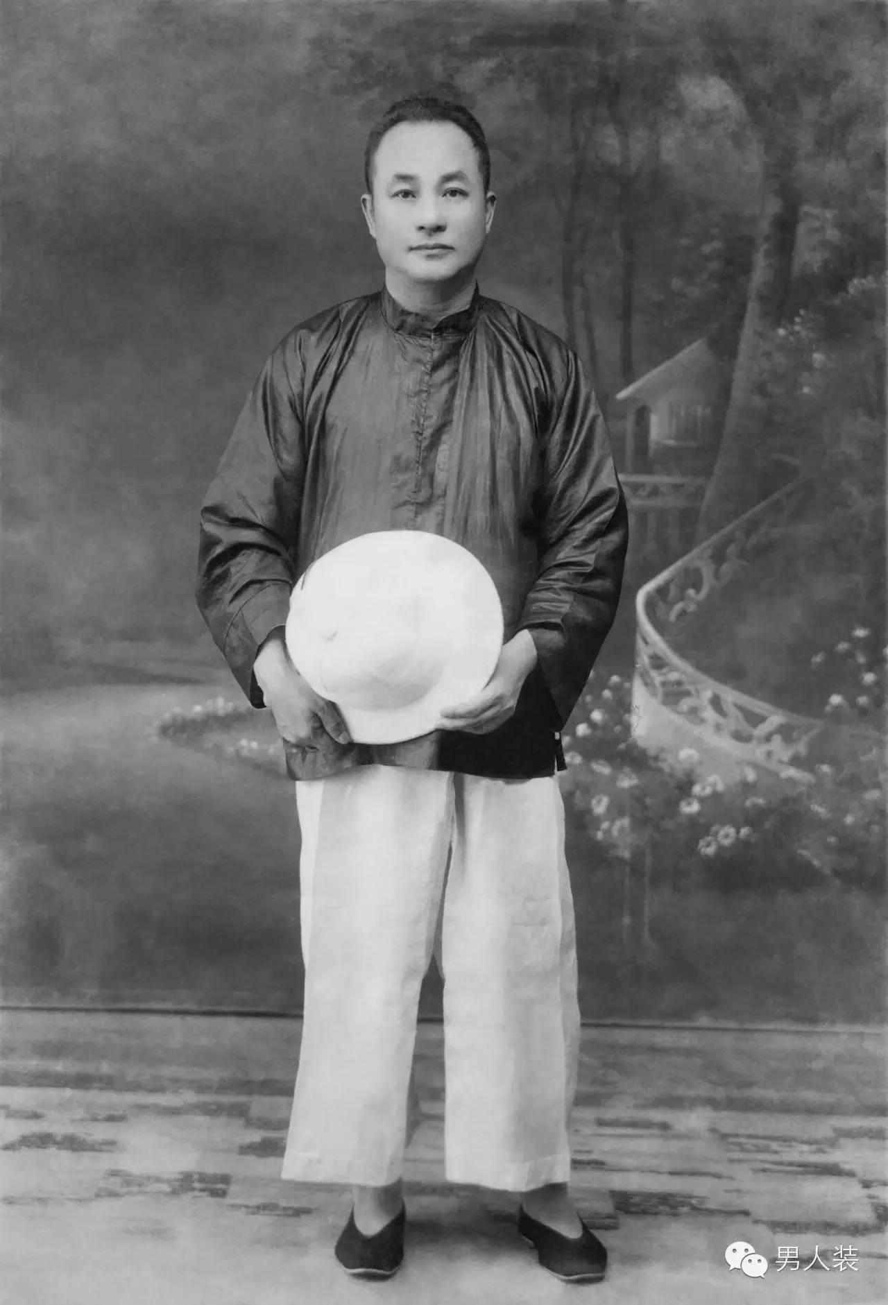 可能是中國史上最早的「每年一自拍」?他是個清朝人,一路拍到民初。