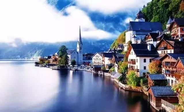 當我們老了,找個美麗的小鎮,虛度光陰